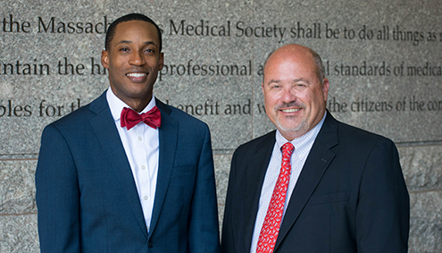 Frank MacMillan Jr., MD, FACG, and McKinley Glover IV MD, MHS