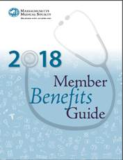 2018 - Member Benefits Guide cover