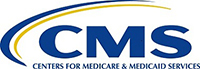 Centers for Medicare and Medicaid Services Logo 200