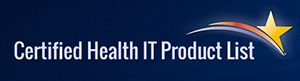 certified health it product list logo