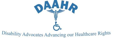 Disability Advocates Advancing Our Healthcare Rights