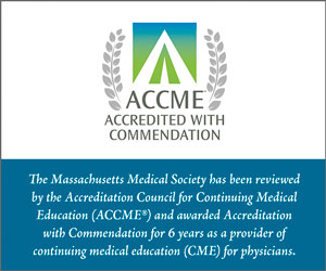 Massachusetts Medical Society: Continuing Medical Education