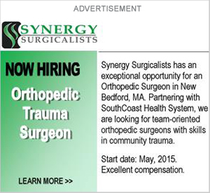 Synergy Surgicalists - Web Ad