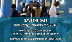 New England Conference on Global and Community Health for Trainees