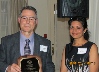 Lincoln Pinsky, MD - 2014 Community Clinician of the Year