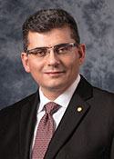 Alain Chaoui, MD, Vice President