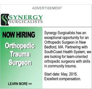 Synergy Surgicalists Ad - Home