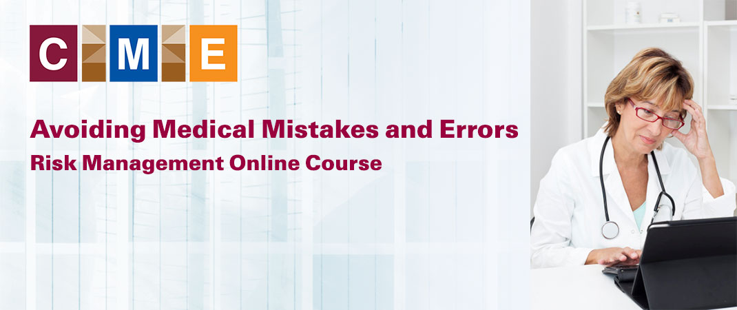 Medical Errors CME