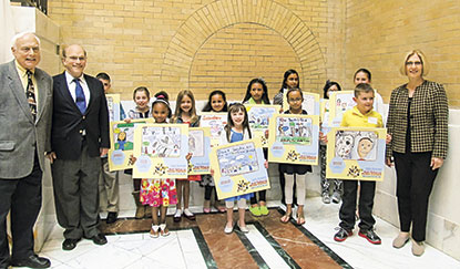 2014 Anti Tobacco Poster Contest Winners
